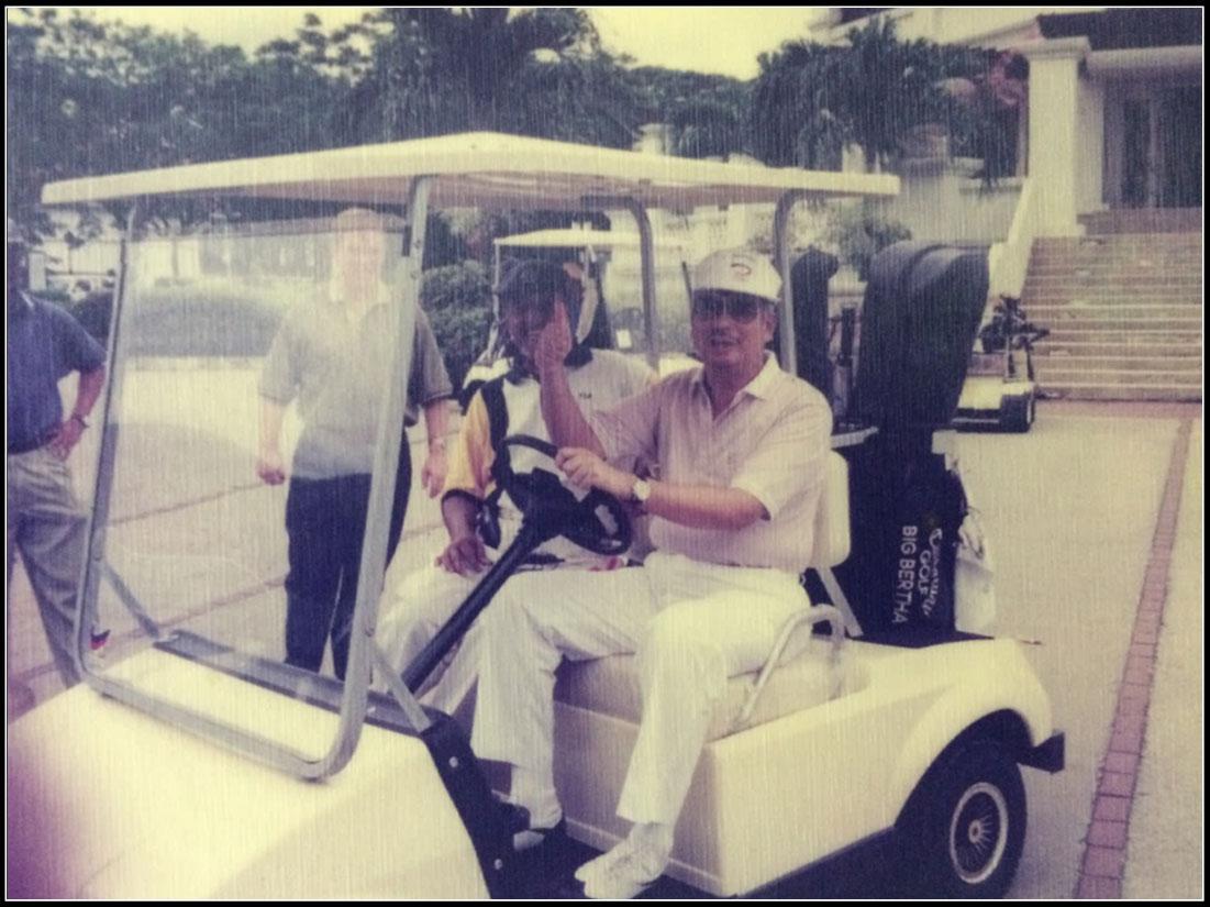 Golf Buggy Supplier Malaysia III