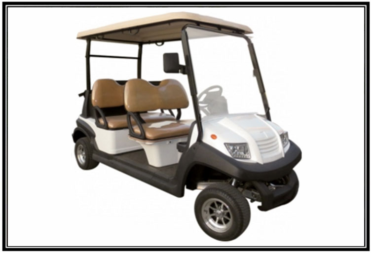 TR2S4 HOPPER 4 SEATER BUGGY