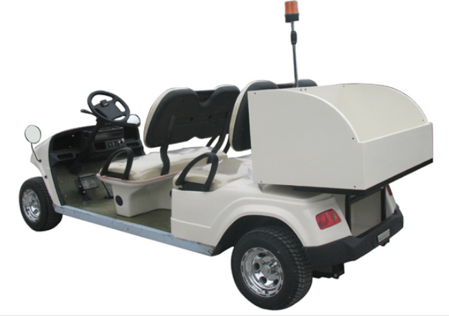 TR2S4 HOPPER 4 SEATER AIRPORT BUGGY