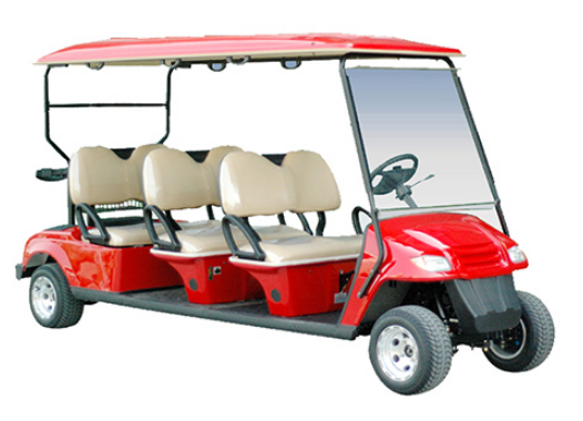 TR2S6 HOPPER 6 SEATER BUGGY