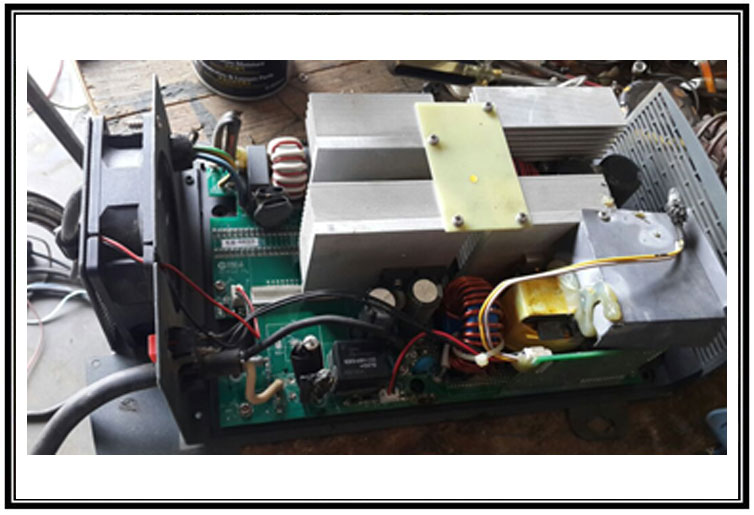 Buggy charger repair I