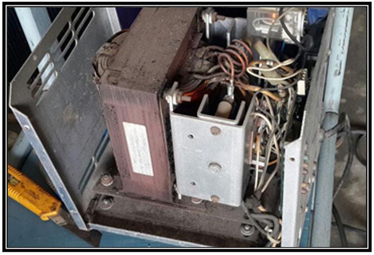 Buggy charger repair II