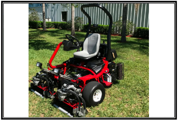 Pre-Owned Golf Course Equipment – Agri Pacific