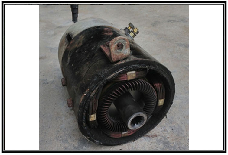 Motor servicing I