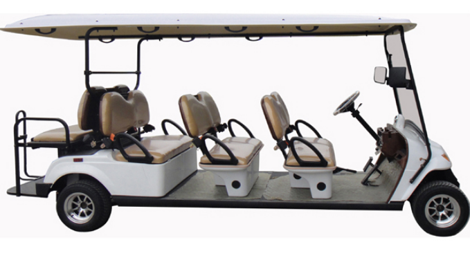 TR2S6+2 HOPPER 8 SEATER BUGGY